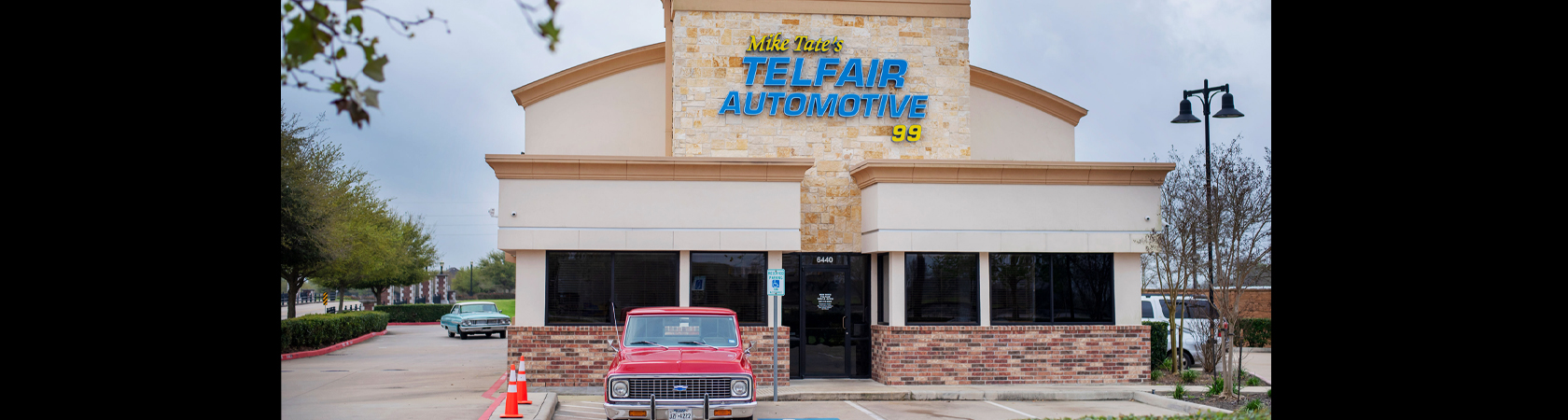 Mike Tate's Telfair Tire & Auto Logo